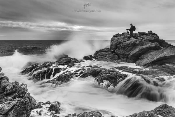 Enric y el mar-baja